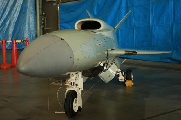 飛行開発実験団 無人機 IMG_7178
