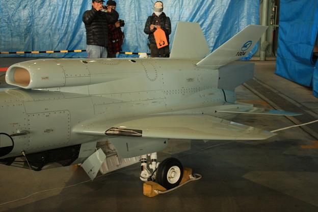 飛行開発実験団 無人機 IMG_7181