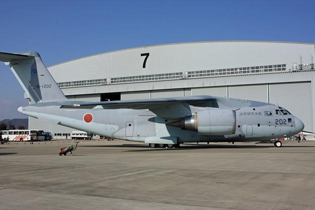 飛行開発実験団 XC-2 #202 IMG_8714_2