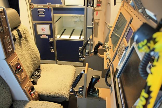 KC-767空中給油機 機内展示 IMG_9879_2