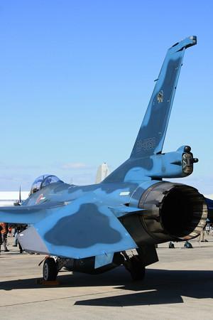 F-2A #550 第3航空団第8飛行隊 IMG_9486_2