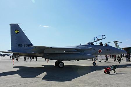 F-15DJ #089 第6航空団第306飛行隊 IMG_9489_2