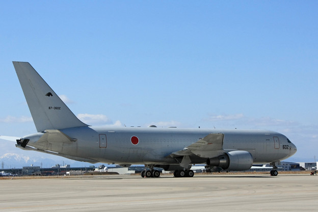 Photos: KC-767 空中給油機 #602 第1輸送航空隊第404飛行隊 IMG_9858_2
