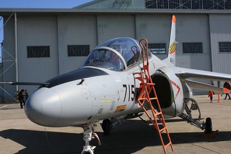 T-4 #715 第1航空団第32教育飛行隊 IMG_9456_2