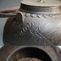 写真: 鉄瓶