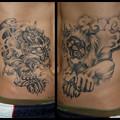 大阪 タトゥー 刺青 刺青画像,唐獅子,獅子,ライオン,タトゥーデザイン