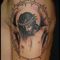 大阪 タトゥー 刺青 キリスト タトゥー 刺青画像