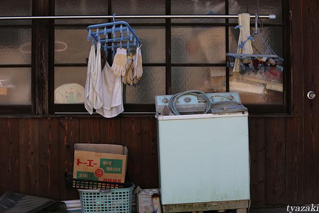 Photos: 洗い場