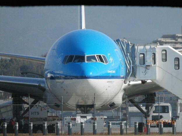 KLMオランダ航空1 PH-BQL