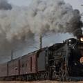 9421レ C61 20+旧型客車 6両+DE10 1752