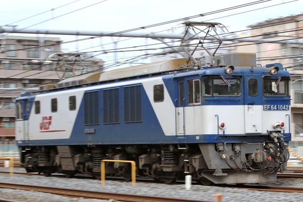 単8592レ EF64 1042