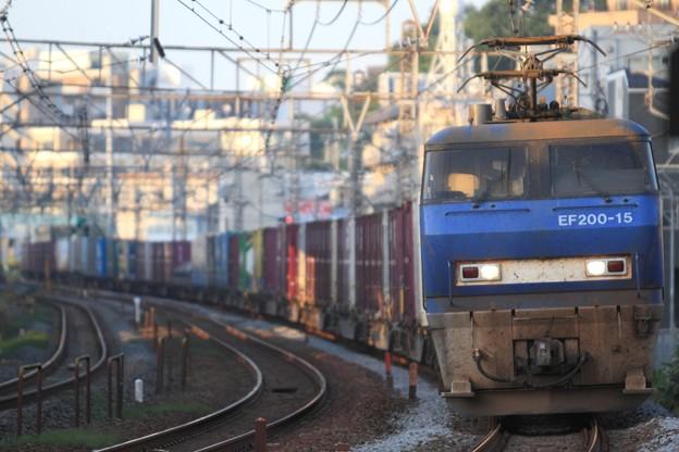 Photos: 1066レ EF200 15+コキ