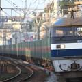 Photos: 52レ EF210 142+コキ