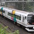 Photos: 3009M E257系長モトM-103編成 9両