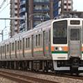 Photos: 回8769M 211系高タカA33編成 5両