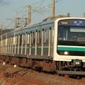 Photos: 572M E501系水カツK703編成 10両