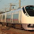 Photos: 50M E657系水カツK15編成 10両