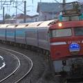 2021レ EF81 139+24系 9両