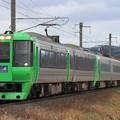 Photos: 4026M 785系函ハコNE-303+789系HE-202+HE-102編成 8両