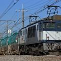 Photos: 5078レ EF64 1011+タキ
