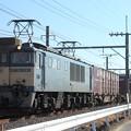 Photos: 3097レ EF64 1041+コキ