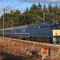 9716レ EF64 38+24系 9両+EF81 95