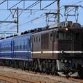 回9520レ EF64 1001+12系 4両