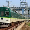 Photos: K1602Z 京阪2200系2216F 7両