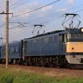 試9690レ EF60 19+マニ50-2185+EF65 501
