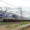 Photos: 2レ EF510 514+24系 12両