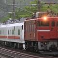 試9143レ ED79 13+キヤE193系秋アキID-21編成 3両