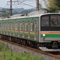 Photos: 1554M 205系宮ヤマY12編成 4両