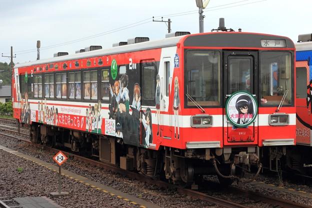 鹿島臨海鉄道6000形6018