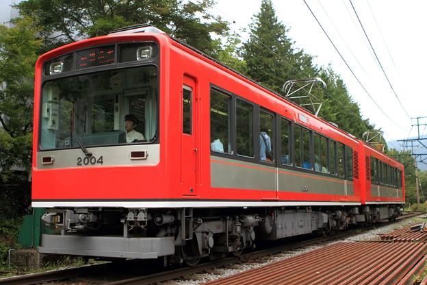 箱根登山鉄道2000系電車
