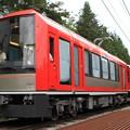 Photos: 試***レ 箱根登山鉄道3000形3001号車+2000系2001+2002号車