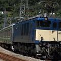 配9793レ EF64 1031+205系横クラH22編成 8両