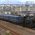 試9632レ C61 20+12系 5両+EF60 19