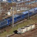 9003レ EF65 501+24系 6両