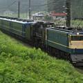 配9153レ EF65 501+D51 498+オヤ12-1+12系 5両