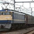 回9842レ EF65 501+旧型客車 3両