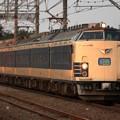 回9830M 583系秋アキN-1+N-2編成 6両