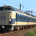 回9420M 583系秋アキN-1+N-2編成 6両