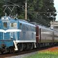 回5103レ デキ301+12系 4両+C58 363
