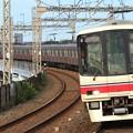 Photos: 3741レ 京王8000系8707F 10両