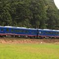 602D のと鉄道NT300形NT302+NT301