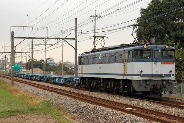 配6794レ EF65 2069+コキ+タキ+ホキ