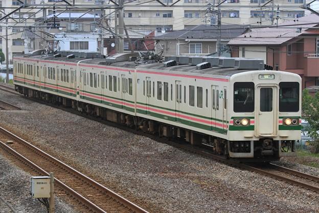 632M 107系高タカR3+R18編成 4両