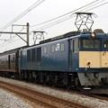 回9842レ EF64 1052+旧型客車 3両