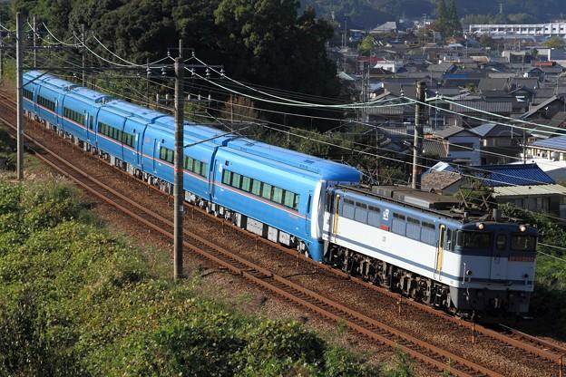 8862レ EF65 2092+小田急60000形60255F 6両