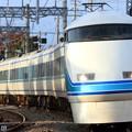 Photos: 1126レ 東武100系108F 6両